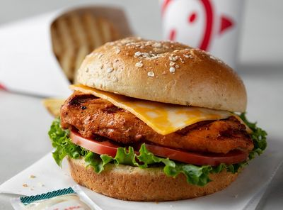 Chick-fil-A Begins a Nationwide Roll Out of the New Grilled Spicy Chicken Deluxe Sandwich