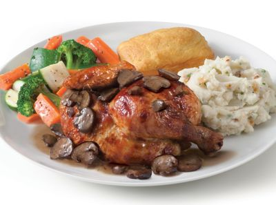 Popular Chicken Marsala Returns to Boston Market for a Limited Time Only