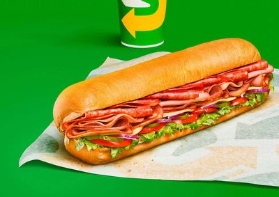 My Way Rewards Members Check Your Inbox for a 10% Off 1 Item Deal Valid Through to February 4 at Subway