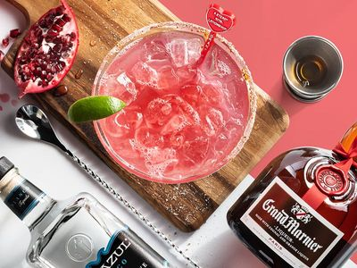 The Grand Romance 'Rita is February's New Margarita of the Month at Chili's