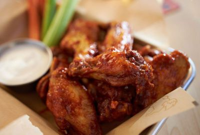 Purchase Party Sized Wings Before 4 PM on February 7 and Get 6 Free Wings with Your Next Buffalo Wild Wings Order