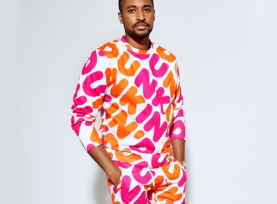 Popular Dunkin' Pattern Apparel is Back in Stock at the Dunkin' Donuts Online Shop