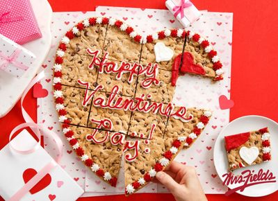 One Day Only: Mrs. Fields is Having a 20% Off Flash Friday Cookie Cake Sale on February 5