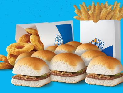 One Day Only: Save $5 Off a $20+ White Castle Order with Uber Eats on February 7