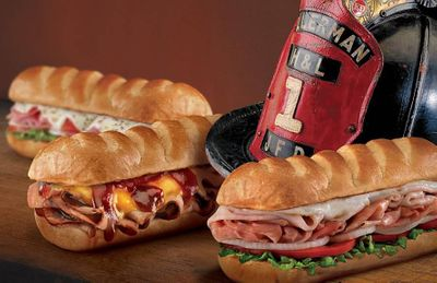 Earn Triple the Rewards Points at Firehouse Subs with a Hook & Ladder or Italian Sub Purchase on February 7