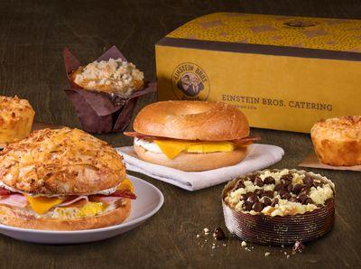 Einstein Bros. Bagels Serves Up the New $15.99 Brunch Box for 2