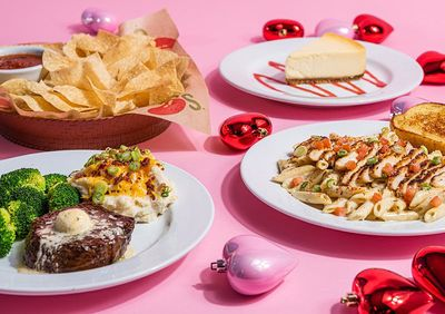 Enjoy a Special 2 for $25 Meal this Valentine's Day at Chili's