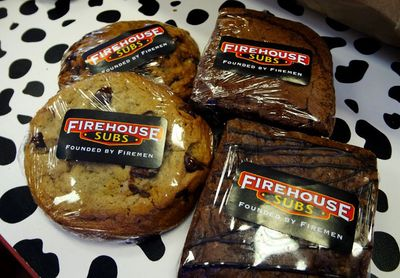 February 13-14, Get a Free Dessert In-app From Firehouse Subs with a New Promo Code