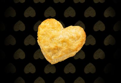 Get Freshly Baked Heart-Shaped Biscuits at Hardee's this Valentine's Day Weekend