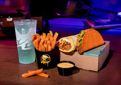 Through to February 14 Taco Bell Offers a Buy One Get One Free Nacho Fries Box Special with Uber Eats