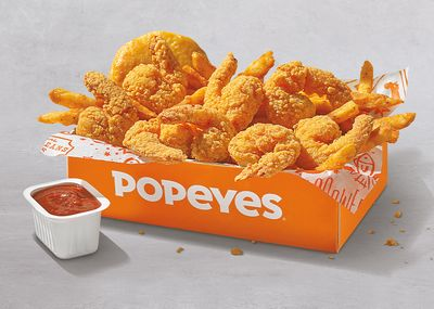 New Cajun Crispy Shrimp and Cajun Crispy Shrimp Surf & Turf Now Available at Popeyes Chicken for a Limited Time