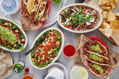 Receive a $1 Delivery Fee With In-app and Online Chipotle Orders Over $10 for a Limited Time Only