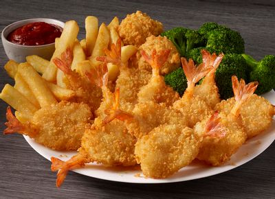 The Ultimate Seafood Platter and 12 Piece Butterfly Shrimp Meal Arrive at Captain D's