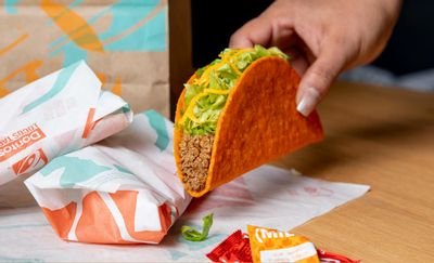 Taco Bell's Beefy Potato-Rito Deal PLUS Value Menu Deals!