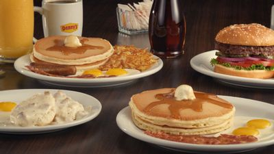 $5 Off Denny's Coupon and MORE Value Menu Deals!