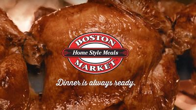 Boston Market Free Delivery with a $20 Meal Deal!
