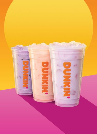 Coconut Refreshers for just $3 now through May 25th!
