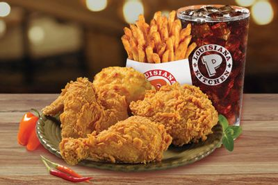 Popeyes $19.99 10 pc Chicken and more Family Deal!