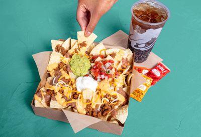 Taco Bell's BOGO Grande Nachos Deal: Until May 31st!
