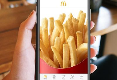 Get a Free Large Fries by Downloading the McDonald's App and Signing Up for MyMcDonald's Rewards