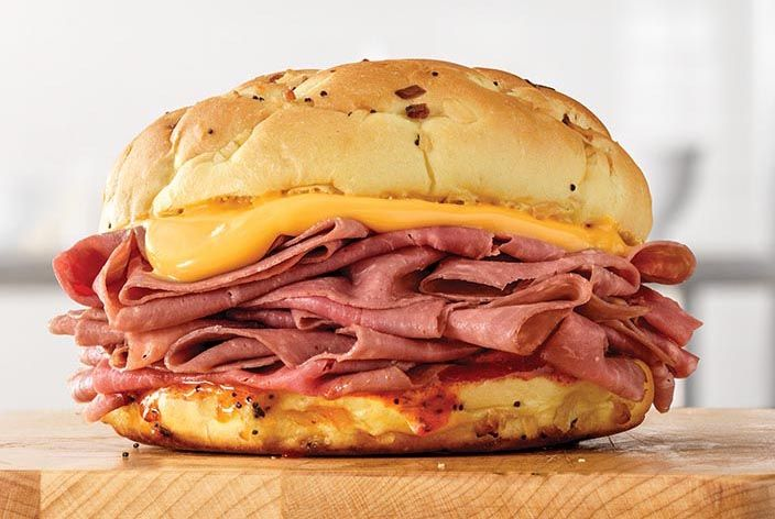 Sign Up Online for Arby's Email List and Receive 50% Off Your Next Sandwich Purchase