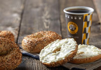 Get a Bagel and a Large Coffee for Under $4 Every Day at Einstein Bros. Bagels When You Use Order Ahead: A Shmear Society Exclusive