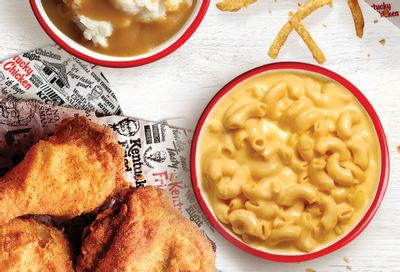 New Online Only Side Lovers Meal Lands at Kentucky Fried Chicken