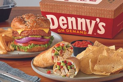 Get Free Delivery with $5+ Online or In-app Denny's Orders for a Limited Time