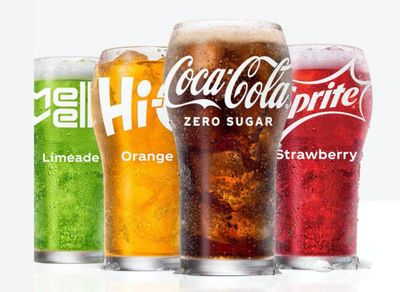 Receive a Free Coca-Cola Freestyle Drink with Purchase Daily Through the Wendy's App