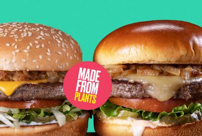 The New Plant-based Impossible Bistro Burger and Original Impossible Burger are Now Available at The Habit Burger Grill