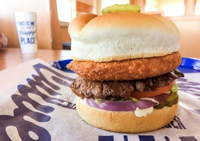One Day Only: The Crispy and Cheesy CurderBurger Lands at Culver's