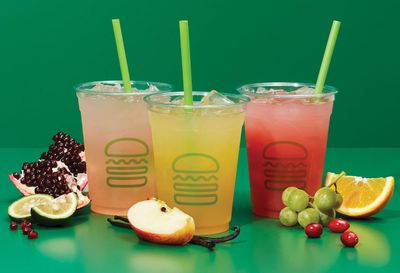 Fruity Shack Winterades Make a Splash at Shake Shack for a Limited Time
